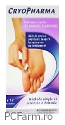 Plasture impotriva negilor Pharma Lead, Vitorgan