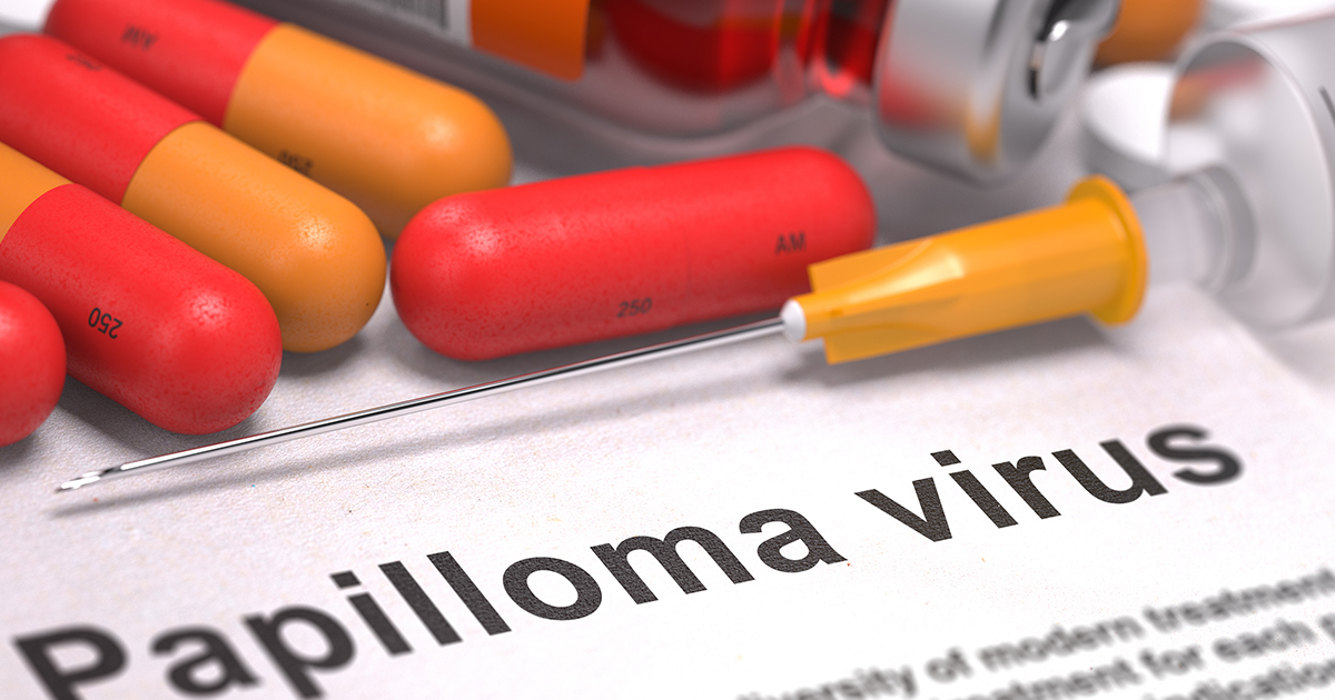 tampone per papilloma virus uomo