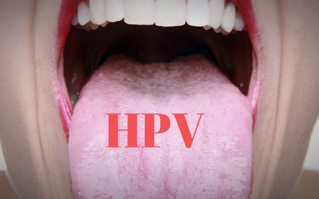 Papilloma virus uomo bocca