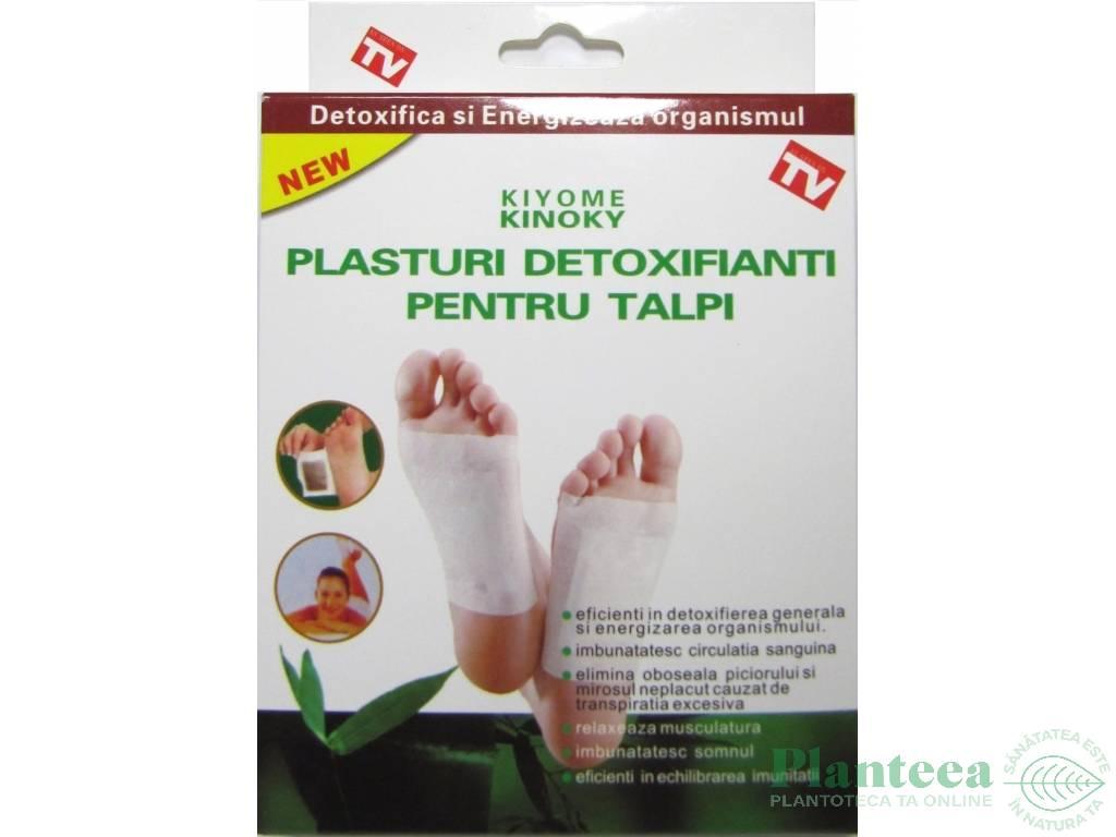 Plasturi detoxifiere pentru picior Foot Patch