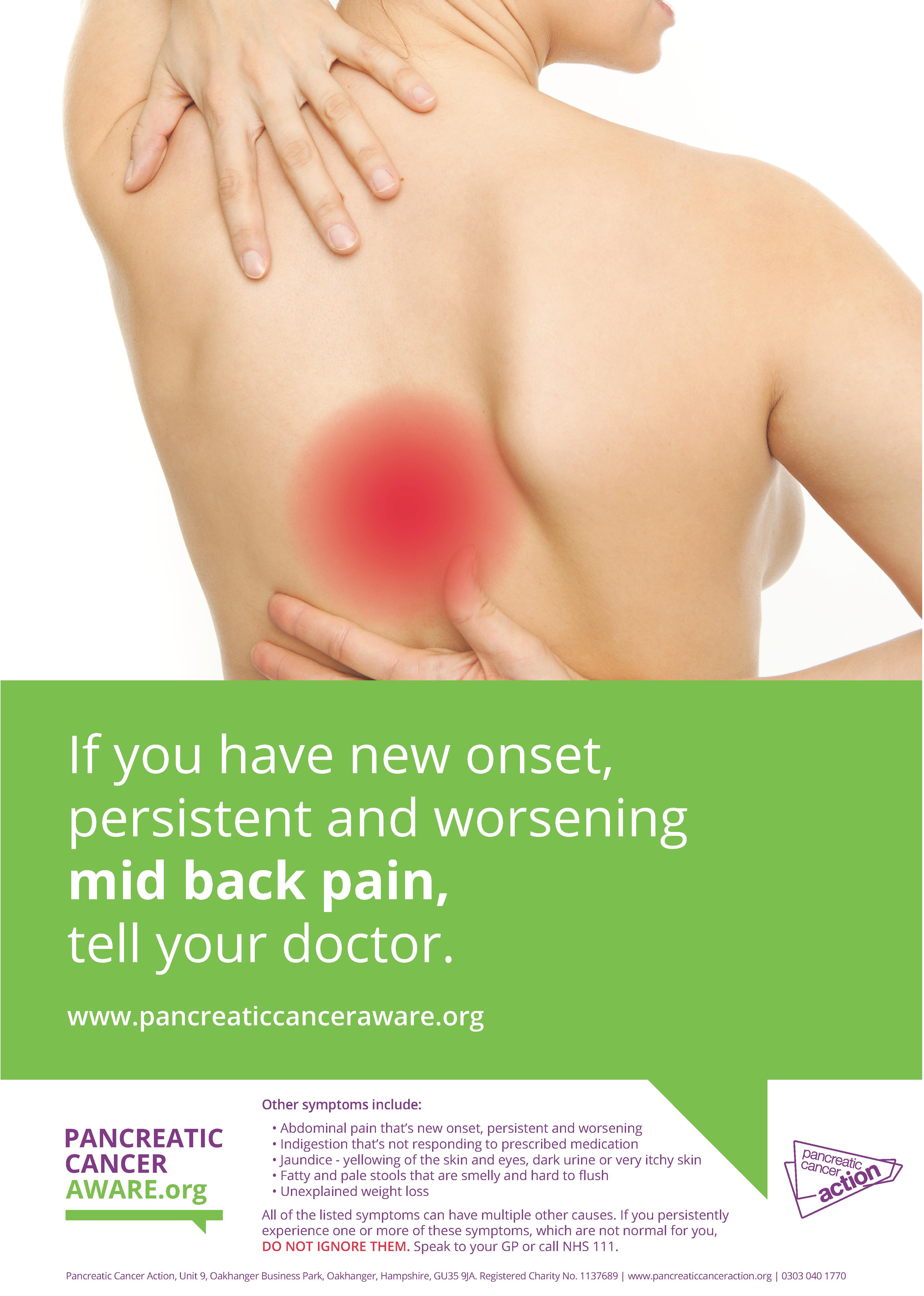 Pancreatic cancer back pain, Detoxifierea organismului cu telina