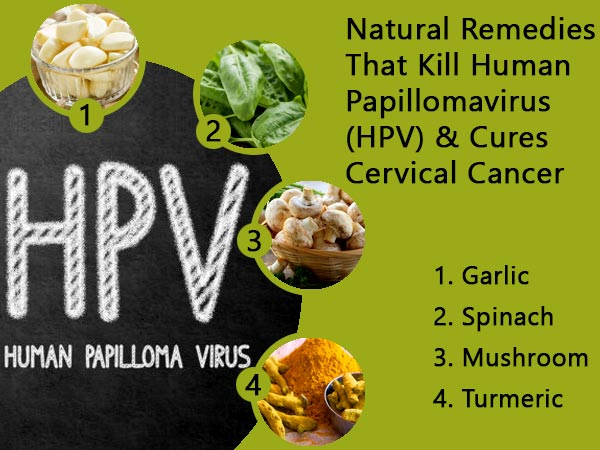 Papillomatosis natural treatment