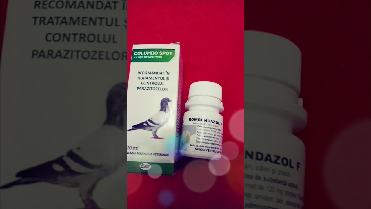 pastile cu spectru larg împotriva paraziților