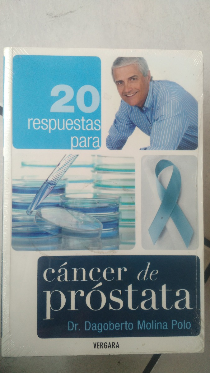 cancer de prostata libros