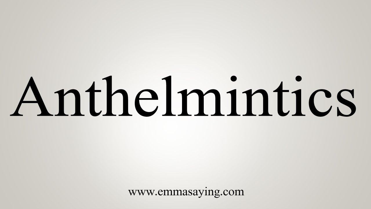 Anthelmintic root word meaning. What does the root word helminth mean - csrb.ro