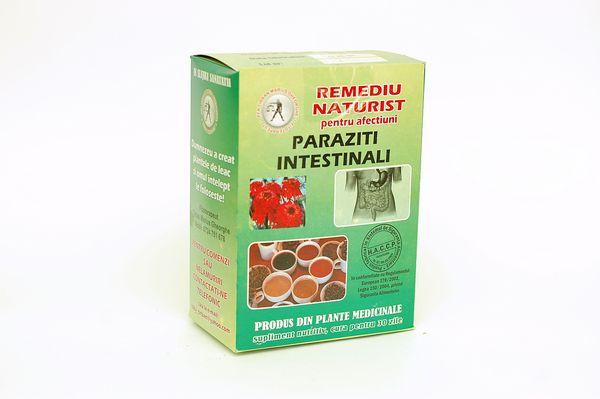 tratament rapid pentru paraziți