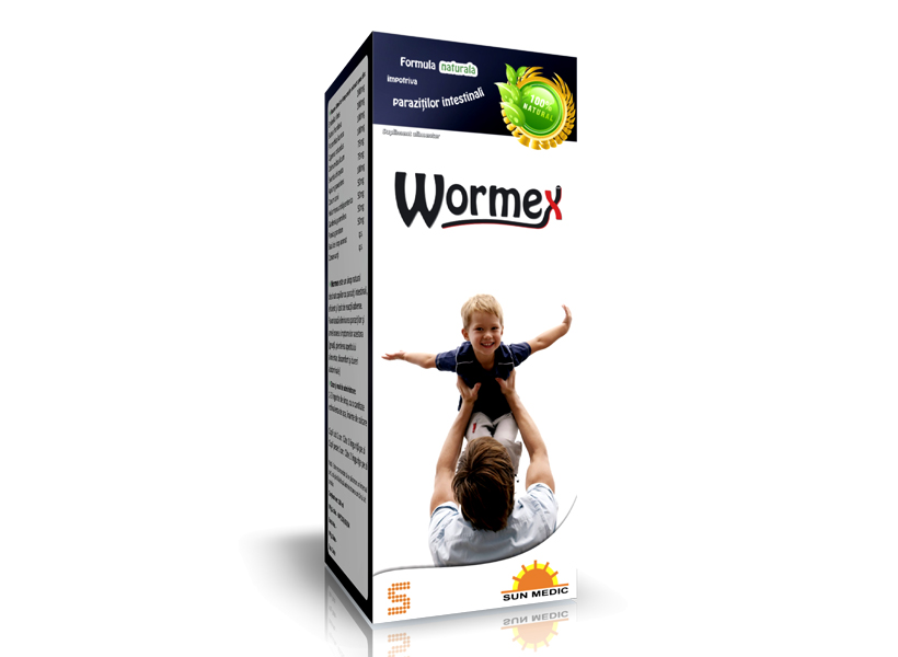 WORMEX SIROP 100 ML