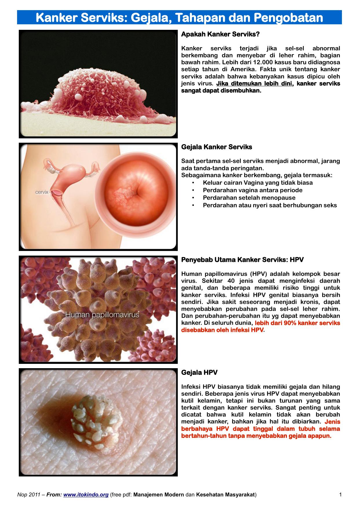 cancerul uterin al virusului papiloma uman el papiloma como se transmite