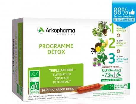 Hepatonic Bio, 20 fiole, Santarome Nature : Farmacia Tei