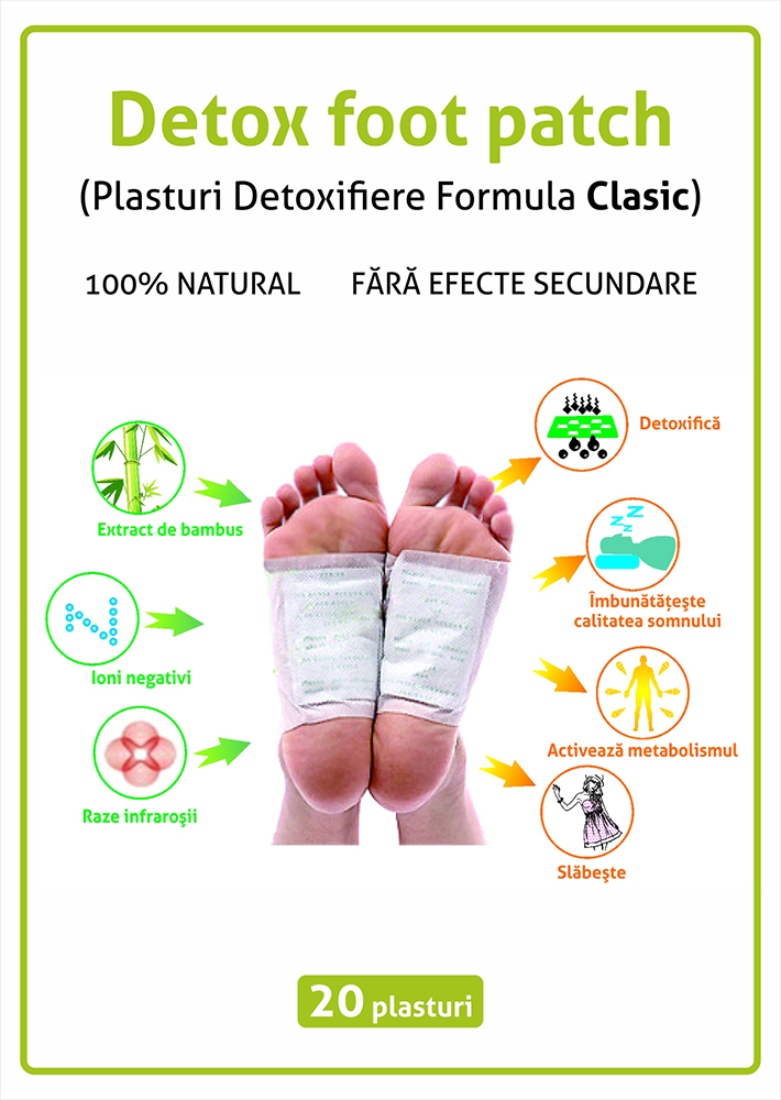 Scapa de toxine in mod natural, in timp ce dormi! - Revista Teo, Detoxifiere picioare acasa