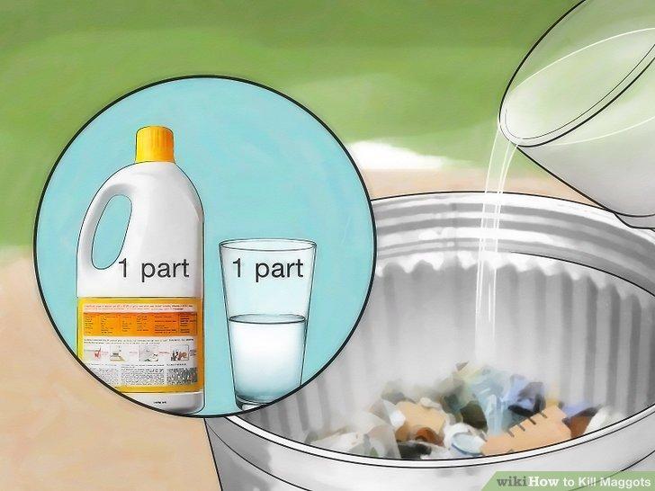 produse chimice pentru viermi