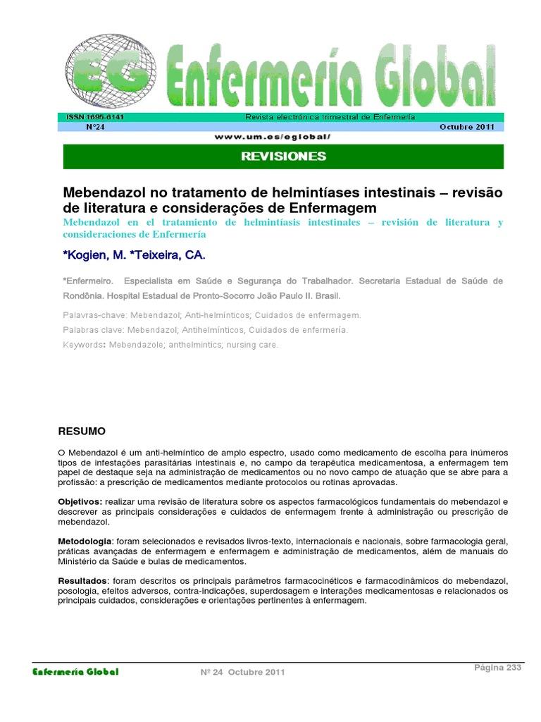 tratamentul cu helmintiază