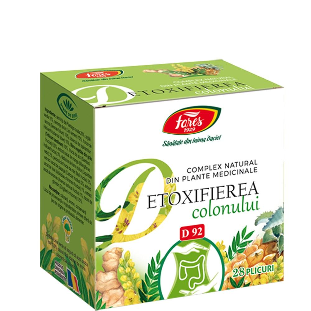 produse naturale pentru detoxifierea colonului