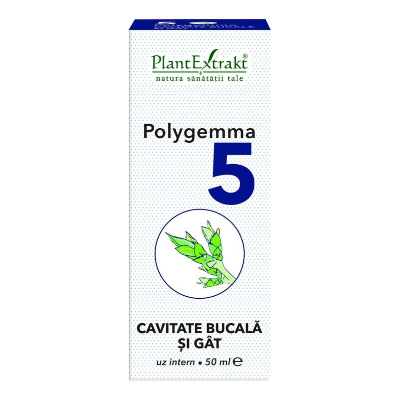 Polygemma 11 Ficat detoxifiere, 50 ml, Plant Extrakt : Farmacia Tei