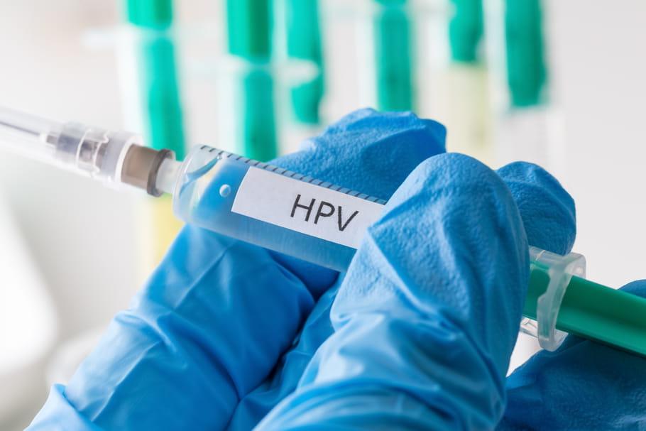 Hpv positif homme Papillomavirus homme mst