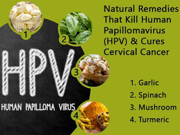 Respiratory papillomatosis natural treatment