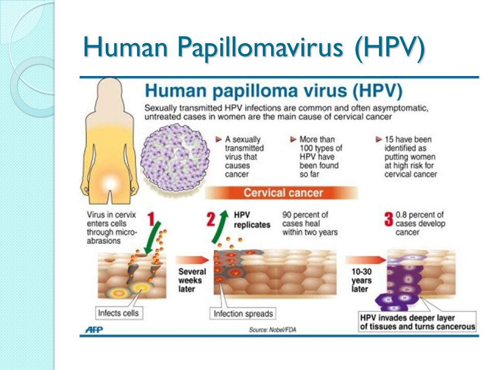 can having hpv cause cancer