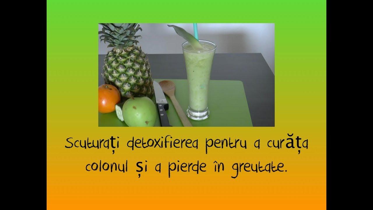 curățați detoxifierea colonului
