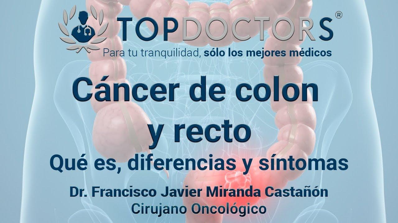 cancer de colon y recto sintomas cancerul de piele in romania