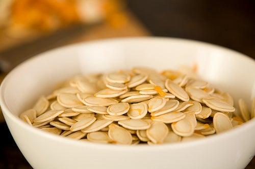 semillas de calabaza para oxiuros
