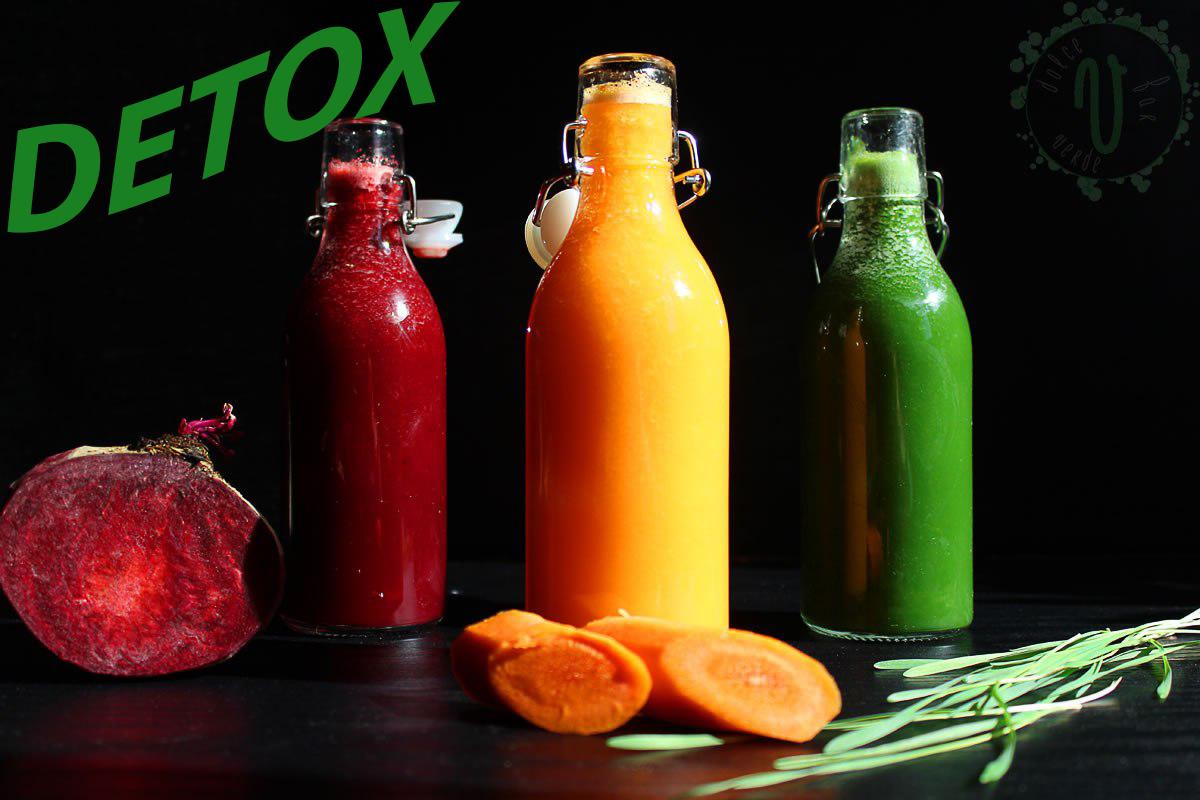 cura detoxifiere 3 zile