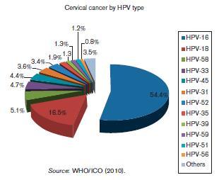 papillomavirus homme et cancer