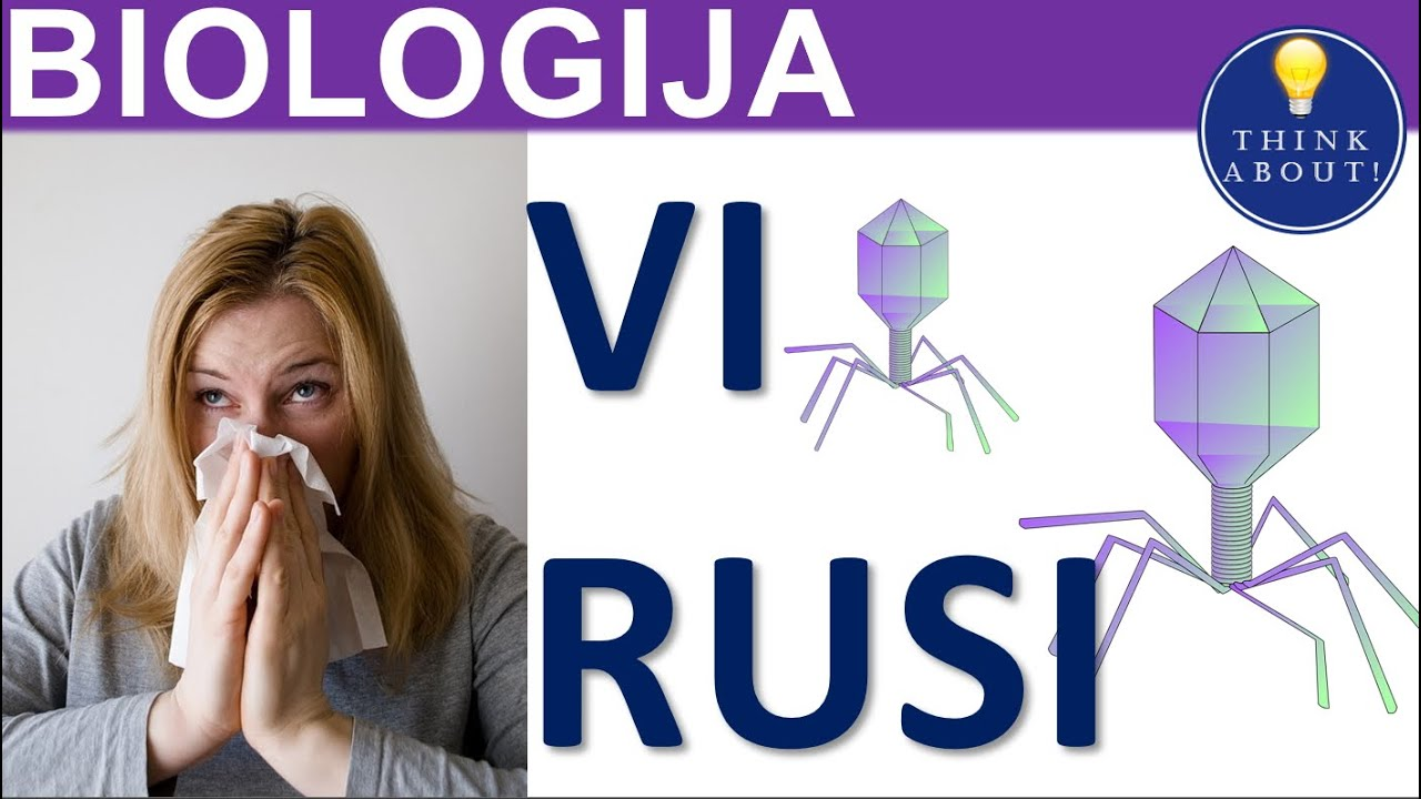 Virusi( biologija za 5 razred - csrb.ro