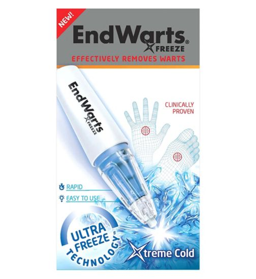 Warts treatment boots. Chestionar