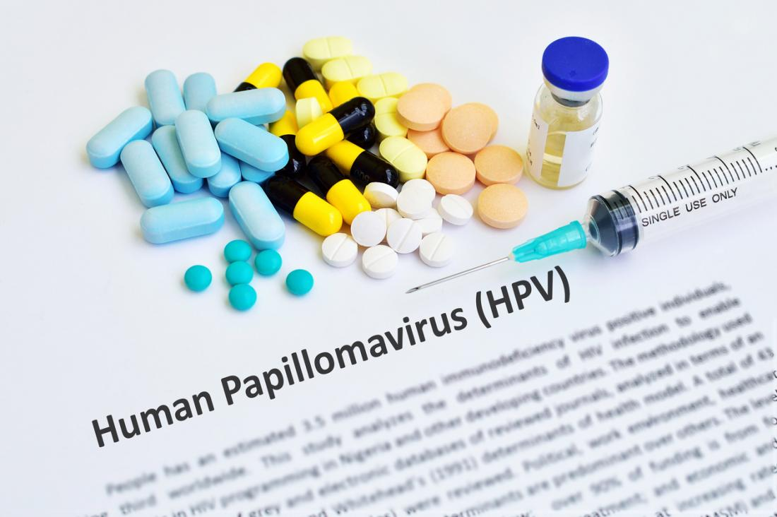 Alternative treatment for papillomavirus