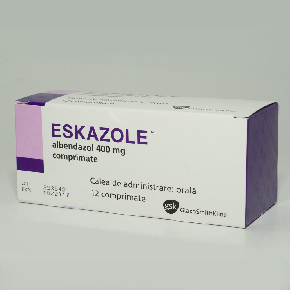 medicamente antihelmintice fără rețetă