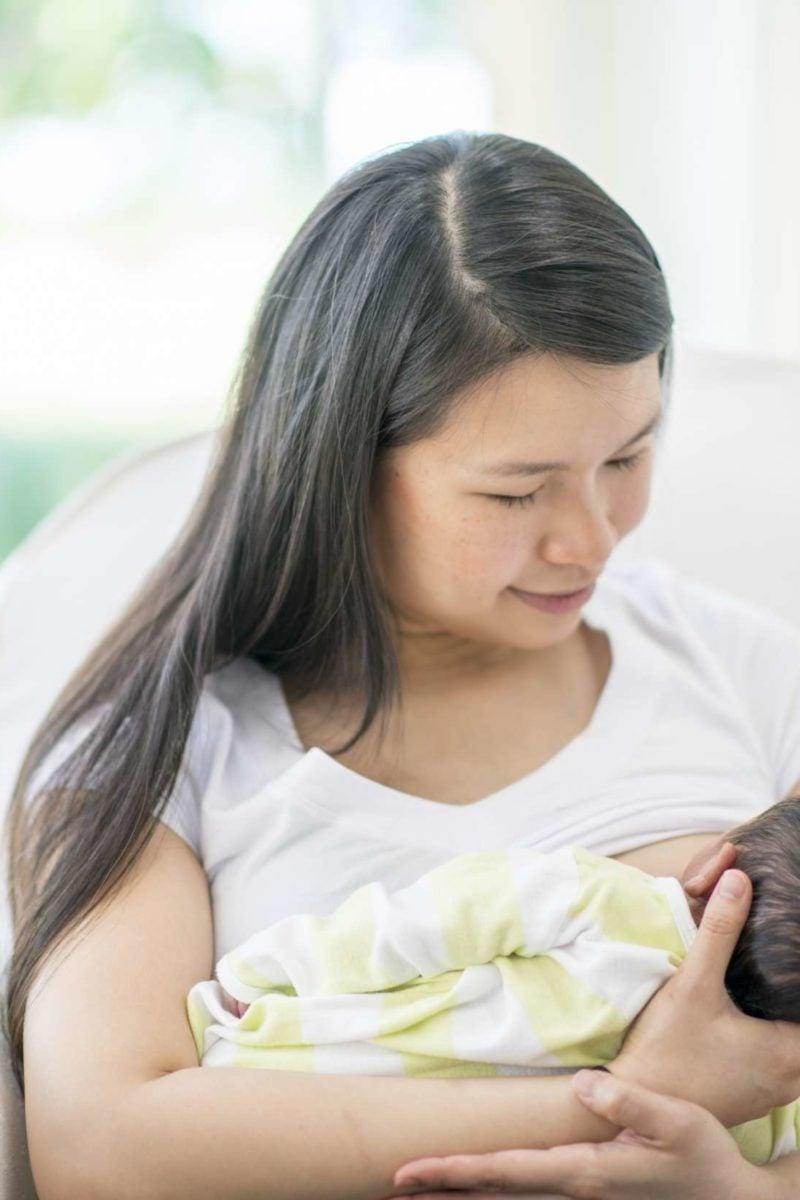 human papillomavirus 6 month old baby