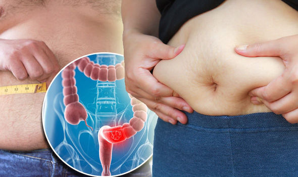 cancer and abdominal swelling