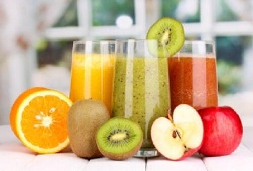 Terapia Colonului - DetoxMed - Detoxifiere și Nutriție - Salate - Sucuri