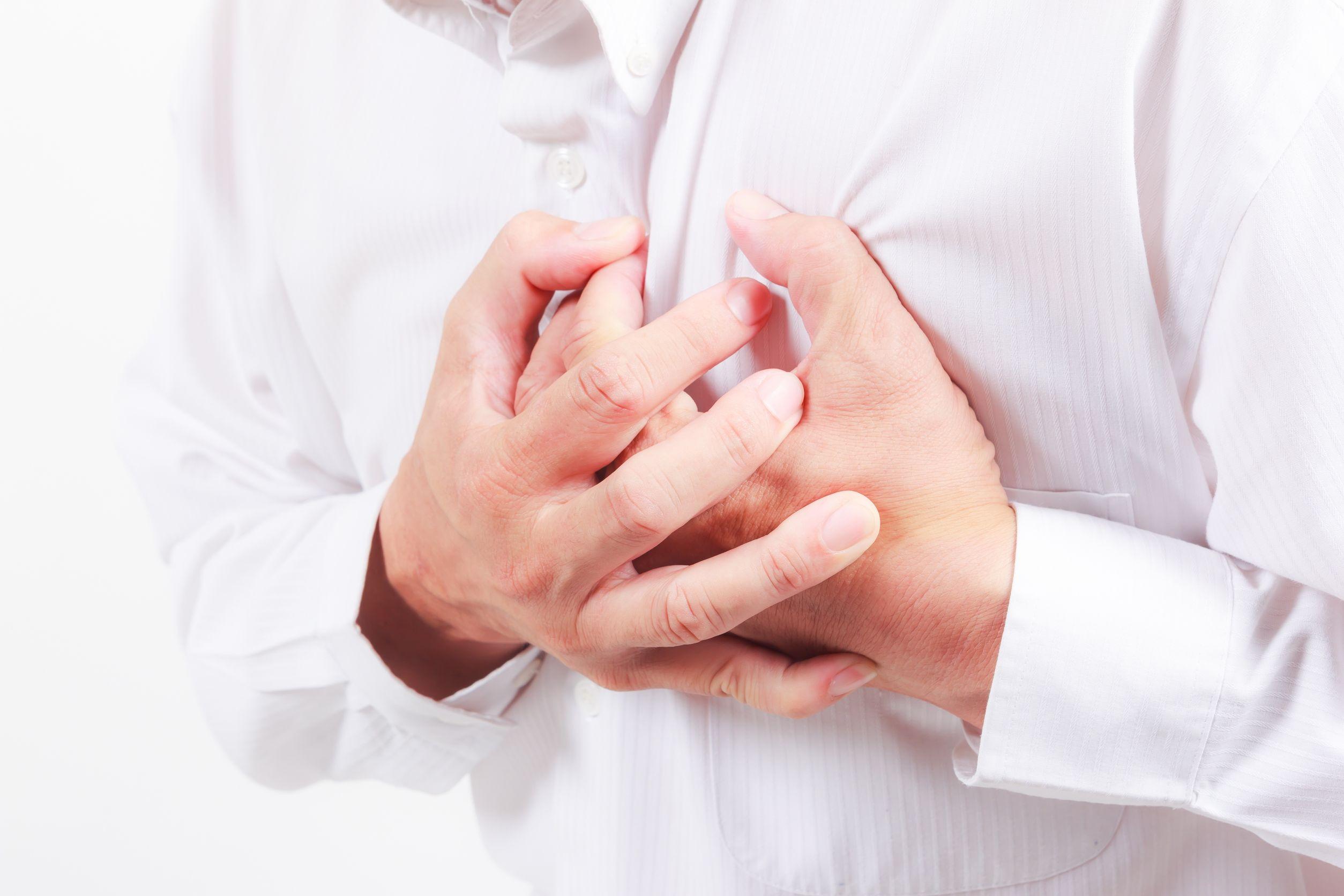 simptome de atac de cord la om rezervor fascioliasis
