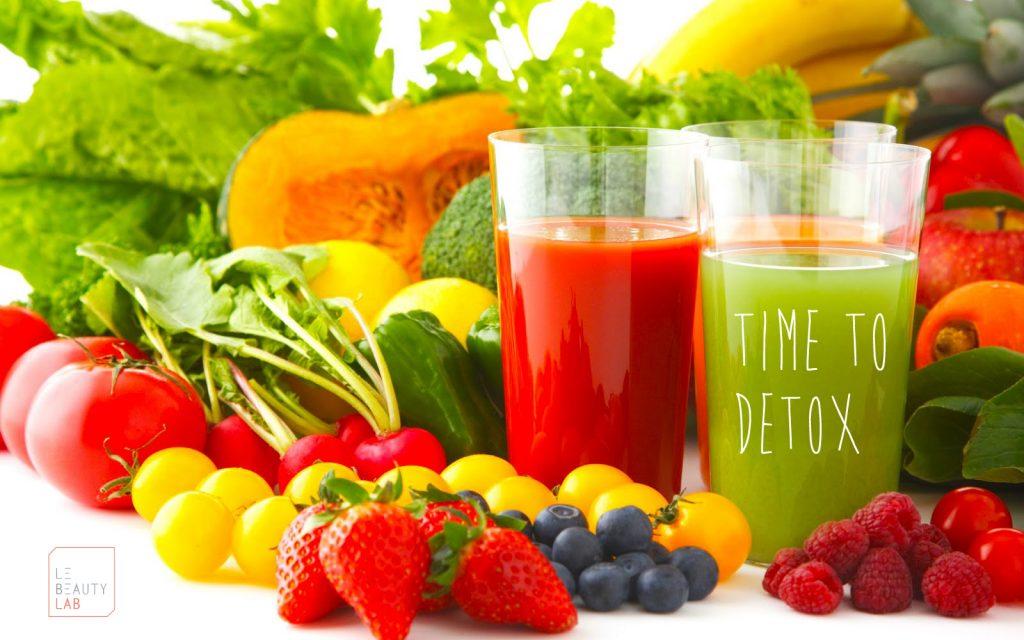 Cură de detoxifiere a organismului de trei zile