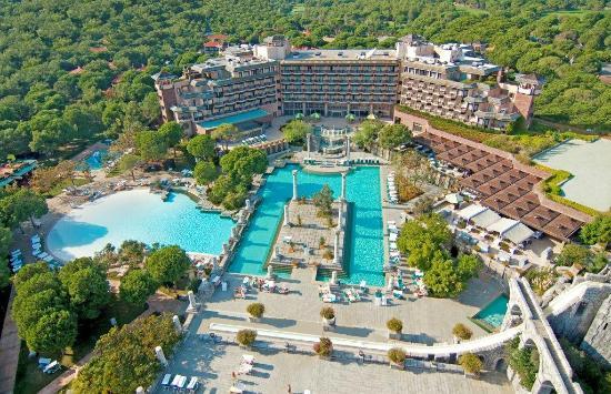 Oferta Litoral Hotel Papillon Belvil 5* Turcia Antalya - Belek
