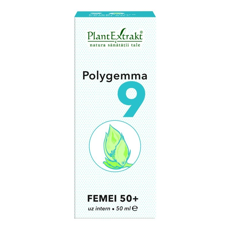 Polygemma - complexe gemoterapice originale: Polygemma 11 - Ficat detoxifiere