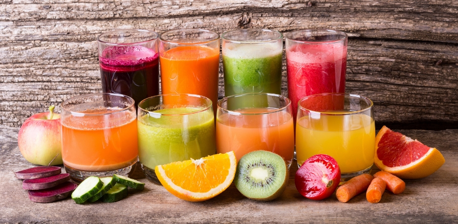 detoxifiere cu sucuri naturale retete