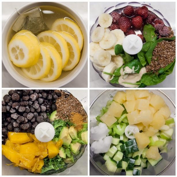 7 alimente de primăvară pentru detoxifiere și reenergizare