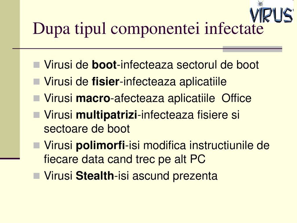 Virus informatic - Wikipedia