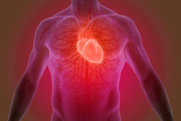 simptome de atac de cord la om nodulo papilloma al seno