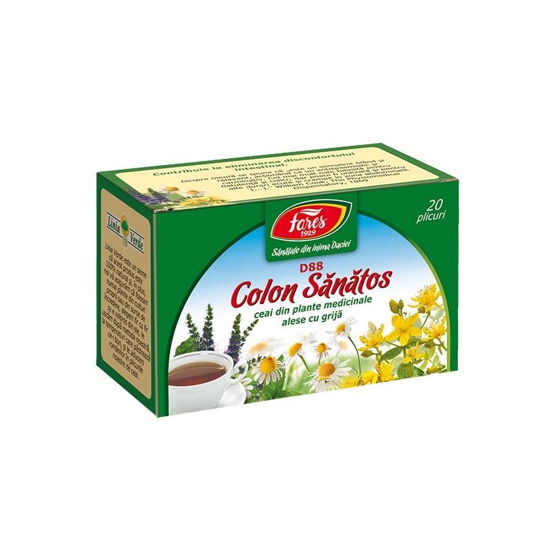 CEAI CURATARE COLON 50G | Medimfarm