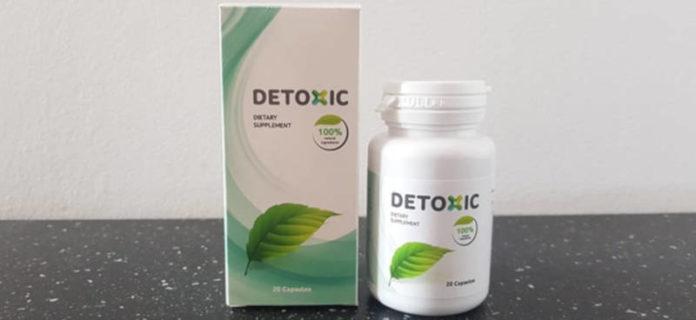 Detoxic, remediu pt. paraziti intestinali – pareri, pret, prospect, farmacii