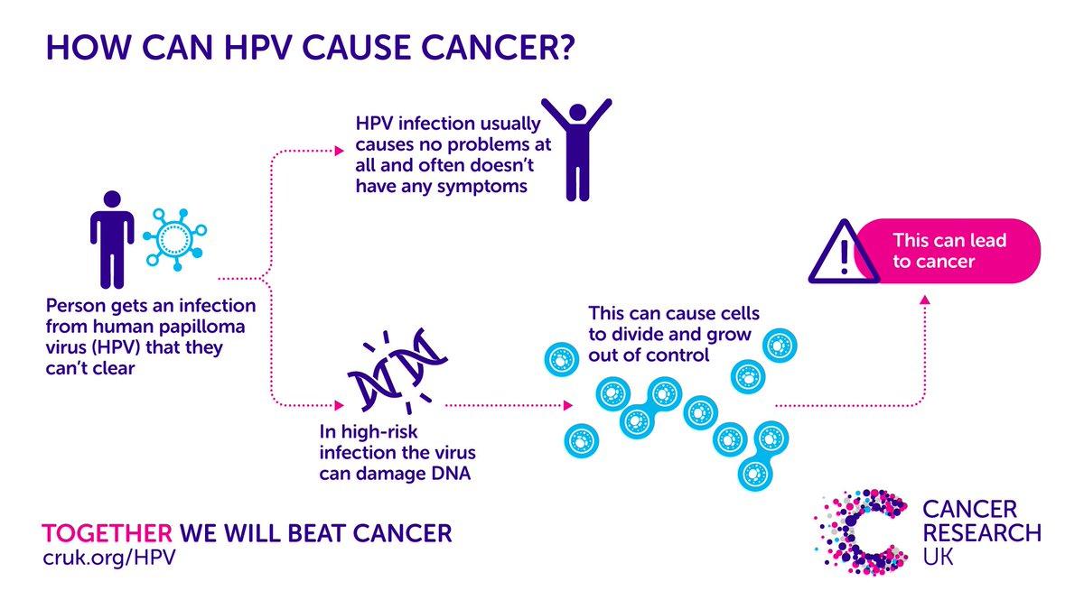 Hpv causes cancer of the cervix. Înțelesul