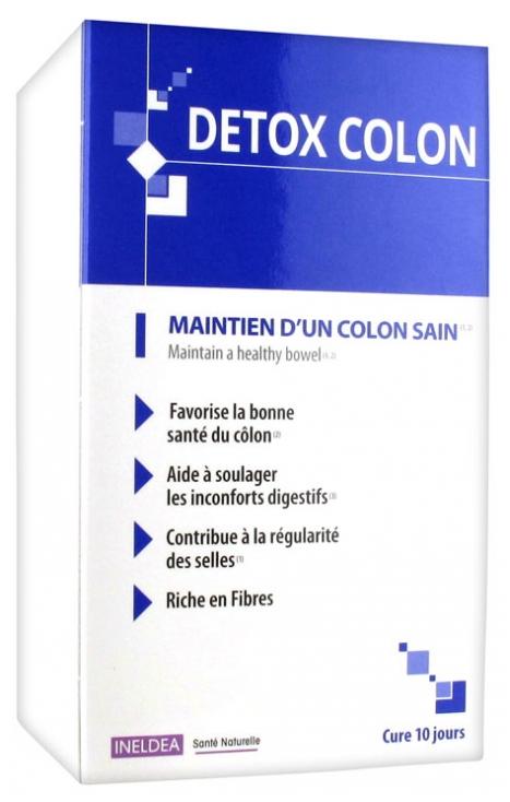 cure detox pour colon