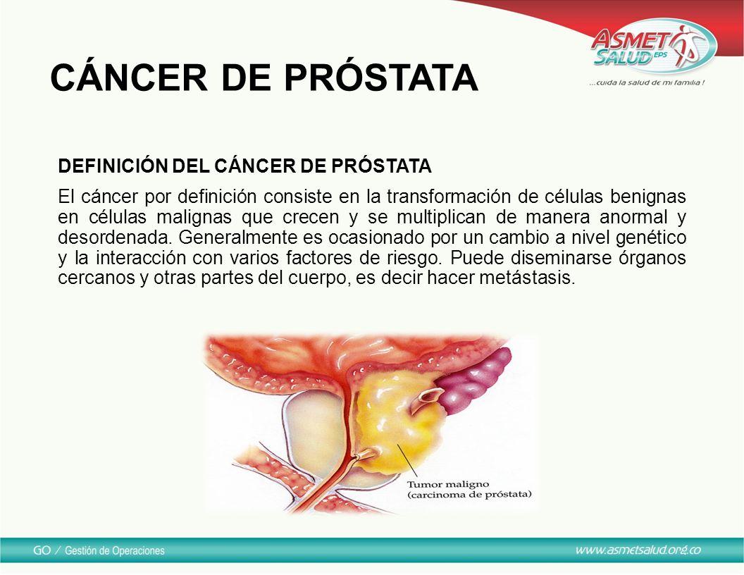 cancer de prostata definicion ar trebui să beți medicamente împotriva paraziților