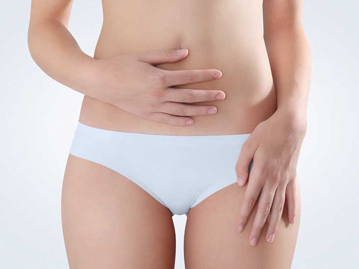 Vestibular papillomatosis normal. Vestibular papillomatosis with genital warts