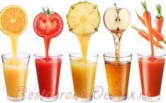 8 sucuri de detoxifiere maxima de care are nevoie corpul tau