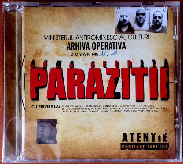 Parazitii-Club.Ro - Radio Fan Parazitii [20CMRECORDS]