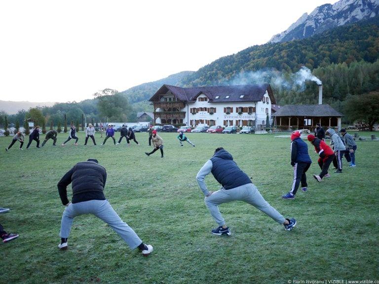 Dietalia KiLow Boot Camp (tabara de nutritie la munte), Tabara de detoxifiere moeciu
